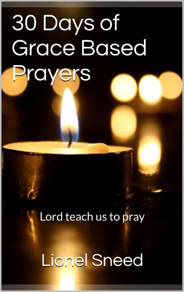 30 days of grace based prayers