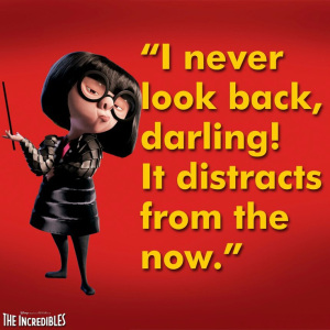 edna, don't look back