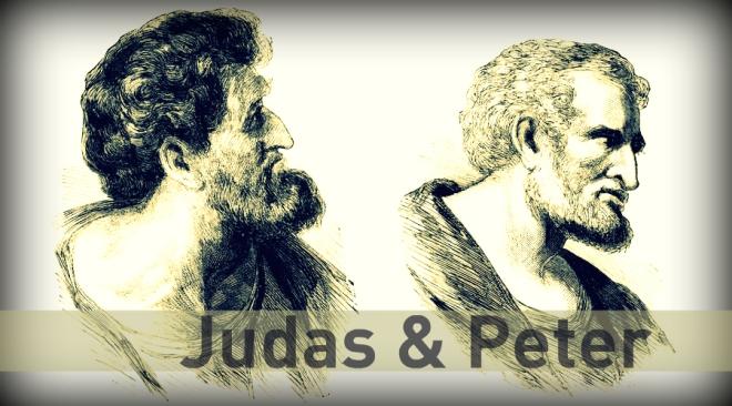 judas-and-peter