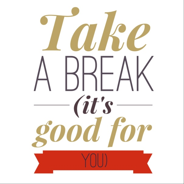 Take a Break – Lionel Sneed Ministries