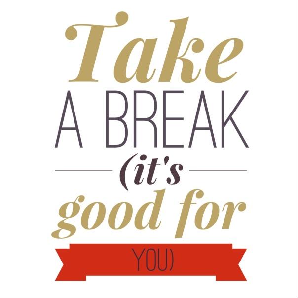 Take a Break – Lionel Sneed Ministries
