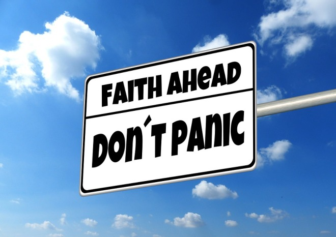 Faith ahead