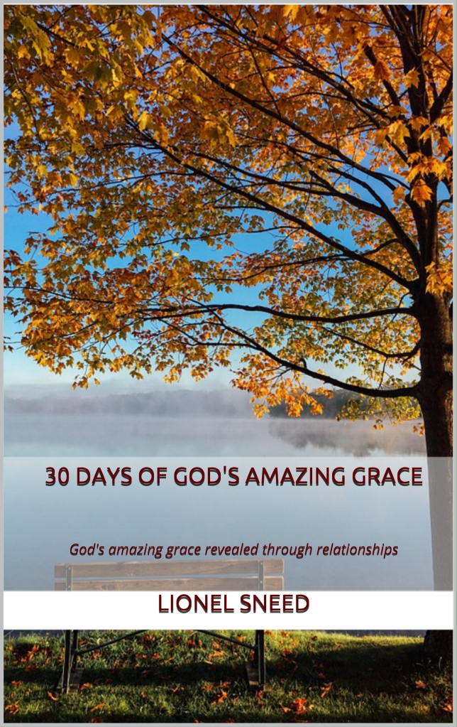 30 days of God's amazing grace